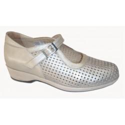 Miquel zapato para plantillas y ancho especial, horma 02, ancho  16 XXL
