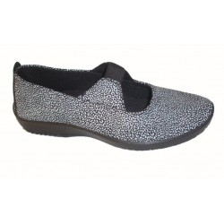 Zapatos Arcopedico Leina color manaos black/whit