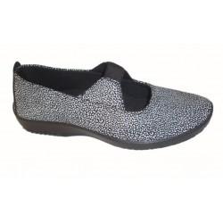 Zapatos Arcopedico Leina color manaos black/whit