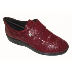 Arcopedico esporiu velcro color bordeaux