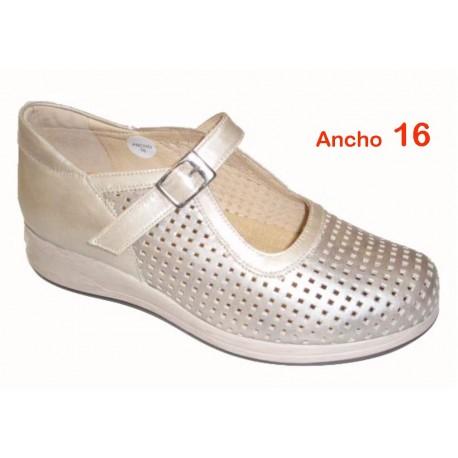 Zapatos Miquel horma 02, amplada  16