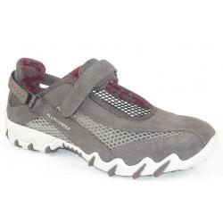 Zapato verano Allrounder Niro c suede