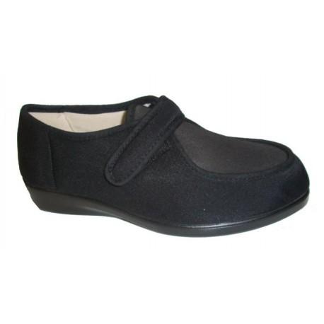 Doctor Cutillas zapatillas pies delicados, con velcro