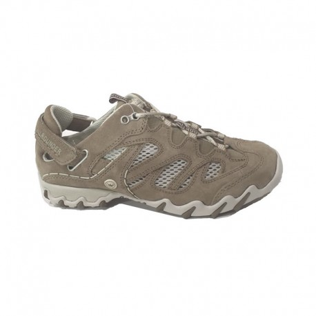 Allrounder by Mephisto Niva, color Taupe / cool grey
