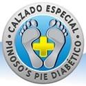 Pinosos, zapatos anchos especiales y para diabéticos